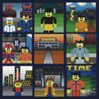 Pixel Art Tiled by ChrisChiu