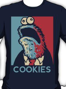 COOKIES we can believe in! T-Shirt