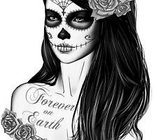 La Catrina - Day of Death by shirtchef