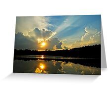 Send Out Your Ray of Sunshine... Greeting Card