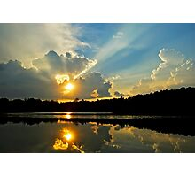 Send Out Your Ray of Sunshine... Photographic Print