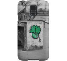 Broccoli Samsung Galaxy Case/Skin