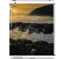 Out In The Wilds ~ Oregon Coast ~ iPad Case/Skin
