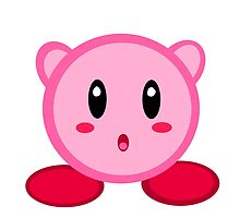 Kirby Minimalistic by curepeace