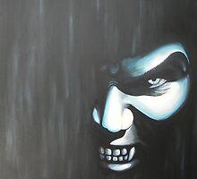 Demon In the Dark by artbynewton