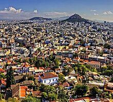 Athens by Tom Gomez