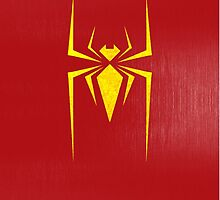 Iron Spider Spider-Man Case by LumpyHippo