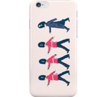 Off Guard iPhone Case/Skin