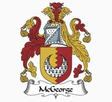 McGeorge Coat of Arms / McGeorge Family Crest by ScotlandForever