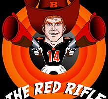The Red Rifle by TheLawdog