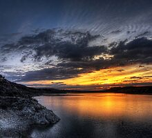 Earth, Air, Fire and Water by victorramon