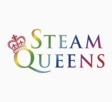 Steam Queens Design 02 Rainbow by areid89