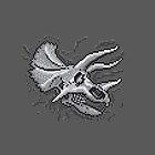 Pixkull - Triceratops  by SevenHundred