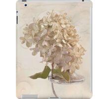 Hydrangea Softness iPad Case/Skin