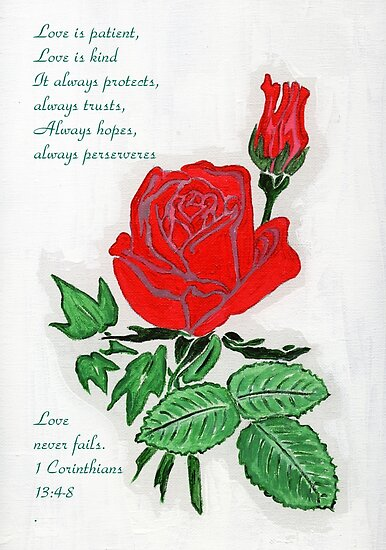 The Love Rose by Anne Gitto