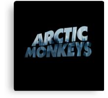 Arctic Monkeys Foggy City  Canvas Print