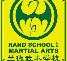 Rand School of Martial Arts Gold Class by Aaron Garcia