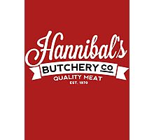 Hannibal's Butchery (LIGHT) Photographic Print