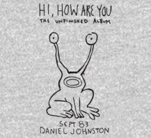 Hi, How Are You (Daniel Johnston) Kids Clothes