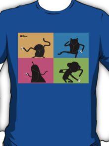 Adventure Time Bmo's Campaign (Apple iPod Parody). T-Shirt