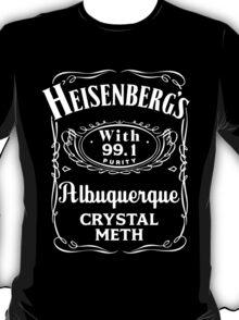Heisenberg Pure Meth T-Shirt