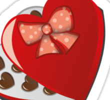 I'm So Excited For Valentine's Day... Sticker