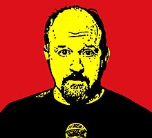 Louis C.K. by DJVYEATES
