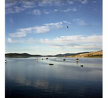 Boomer Bay, Dunalley Photographic Print