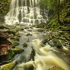Australian Rivers and Waterfalls by Kevin McGennan