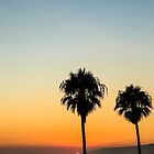Twin Palms by Fred McKie