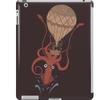 Around the World in 20,000 Leagues iPad Case/Skin