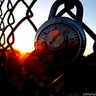 If I could padlock the heat by MarianBendeth