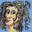 Scribbled Curls by James Lewis Hamilton