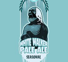 White Walker Pale Ale by ziggyzombie