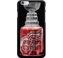 Stanley Cup Detroit iPhone Case/Skin