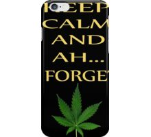 Marijuana 4 iPhone Case/Skin