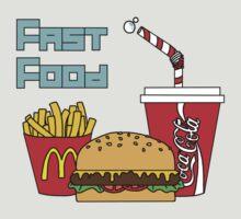Fast food by Itsarakuya Matsume