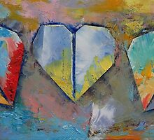 Hearts by Michael Creese