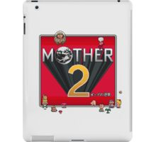 Alternative Mother 2 / Earthbound Title Screen iPad Case/Skin