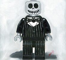 Jack Skeleton by Deborah Cauchi