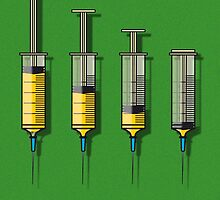 4 Syringes by theimagezone