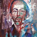 Thom Yorke by hazelong