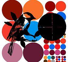 poster heroine 3 by Randi Antonsen