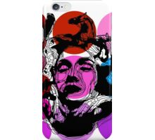 poster heroine 4 iPhone Case/Skin