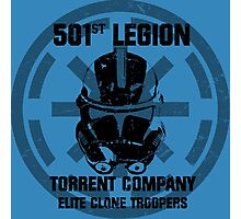 501st clone trooper legion Photographic Print