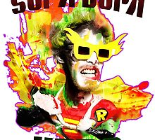 Supa Dupa Hero by changetheworld