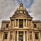 Les Invalides & Eglise Du Dome - 1 © by © Hany G. Jadaa © Prince John Photography