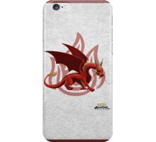 dragon zuko iPhone Case/Skin