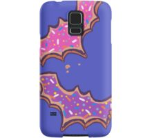 Bat Cookies Samsung Galaxy Case/Skin