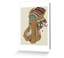 chief ted Greeting Card